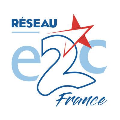 Logo du réseau E2C