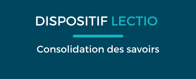 formation lectio