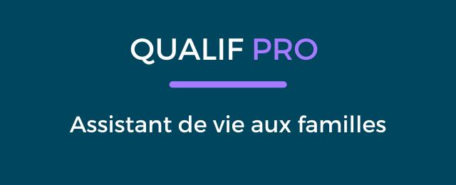 programme qualif pro