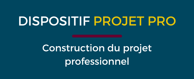 formation projet pro