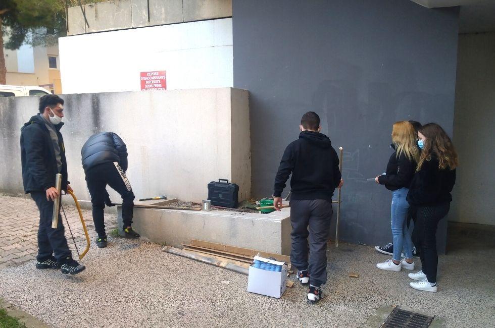 Formation à Béziers - atelier