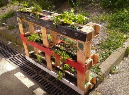 Atelier - création d'une jardinière - formation à Béziers